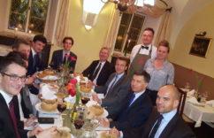 Przyjęcie Ambasadora Francji