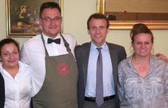 z ambasadorem Francji
